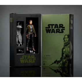 Star Wars The Black Series Jyn Erso Sdcc Rogue One Exclusive