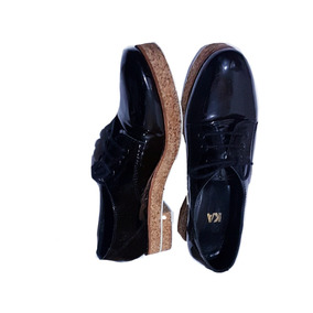 Zapato Mishka- N° 35- Hush Puppies- Paroulo- Prune- Grimoldi 7124ac90a4a