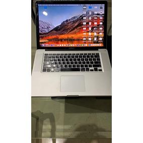 Macbook Pro 2011 15 -intel I7 2.2 Ghz