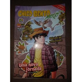 Mangá Chico Bento Moço Nº 0 Número Zero Panini Comics 2013