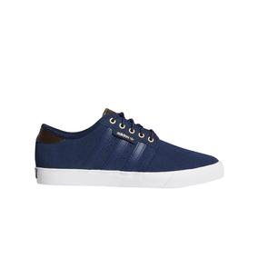 18f8409cb9e Adidas Seeley - Zapatillas Adidas Azul en Mercado Libre Argentina