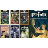 Harry Y James Potter (21 Libros) (pdf)