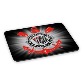 Mousepad Corinthians Timão Escudo Futebol Fiel Mouse Pad b80c19c7522f2
