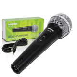 Micrófono Shure Sv100 Vocal Cardioide C/cable Xlr A 1/4plug