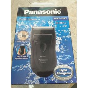 Maquina De Afeitar Panasonic A Bateria. Precio Oferta