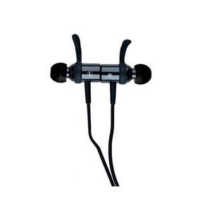 Fone De Ouvido Bluetooth Imã Com Microfone Bright 0511 Preto