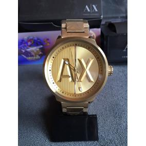 9285d3cbf3a Caixa Para Relogio Armani Ax S - Relógios no Mercado Livre Brasil