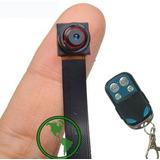 Mini Cámara Espía Batería Hd 1080p Audio Sensor Movimiento