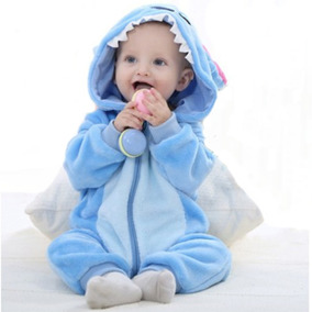 Pijama Stich Hermoso Mameluco Bebe Adorable