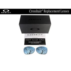 Micas De Reemplazo Para Oakley Crosshair Color Chrome