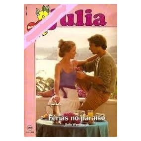 Romance Julia Florzinha Classicos Rabrina Colecao 04 Livros