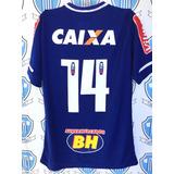 Camisa Penalty Cruzeiro 2015 - Futebol no Mercado Livre Brasil b6ce47e57c2b0