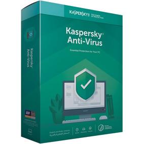 Licencia Kaspersky Antivirus 3 Pc 2019 - 2020 1 Año