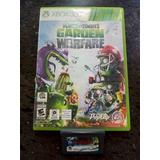 Plants Vs Zombies Garden Warfare Para Xbox 360 Mas Regalo.