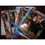 Revistas Backstreet Manía X12 Números Boys Argentina a5abad4fe45