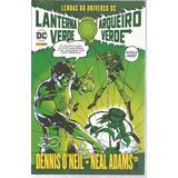 Lendas Do Universo Dc 1 Lanterna Verde Bonellihq Cx451 H18