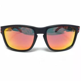 d1f9dae66bacf Oculos Oakley Holbrook Vermelho Polarizado - Óculos no Mercado Livre ...