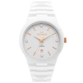 805b903020c Relogio Ceramica Branco - Relógios no Mercado Livre Brasil