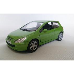 Raro Miniatura Peugeot 307 Esportivo 1:32 Abre Portas