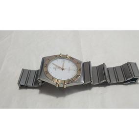 Reloj Omega Costellation Quartz Acero-oro (a Tratar)