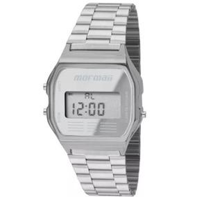 dd7ab1c3910f3 Relogio Mormaii Aço Inox - Relógios De Pulso no Mercado Livre Brasil