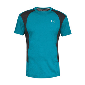 Remera Under Armour Running Armour Swyft Hombre Tu/go