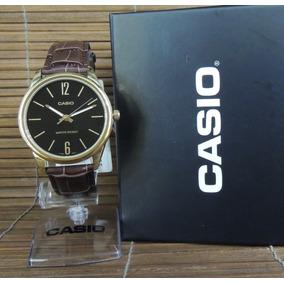 cd5eaa20292 Relógio Masculino Mtp V001l 1budf Casio - Relógios no Mercado Livre ...