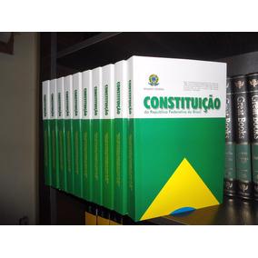 3 Unidades Constituição Federal- 2018 99ª Em.- Modelo Livro
