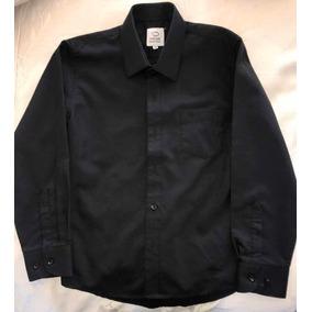 Camisa Negra Oscar De La Renta Para Niño Talla 10 353b2e23530d8