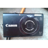 Canon Power Shot A3400 16mp Touch Screen Camara Digital