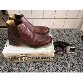 Bota Pbr Cowboy - Botas para Masculino no Mercado Livre Brasil 0dd793ac17c