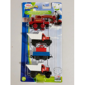 Fisher Price-thomas & Friends Adventures - Construction Crew