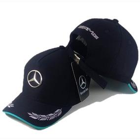 453b261d46acf Boné Mercedes Benz Amg Petronas Fitão Strapback Fita Barato