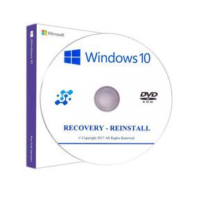 Windows 10 Pro 32-64 Bits (disco De Arranque) + Licencia 5pc