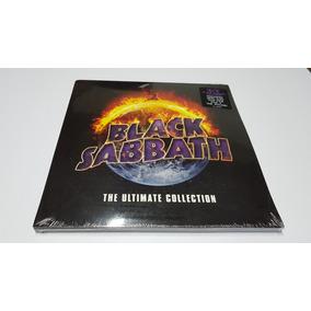 Black Sabbath - The Ultimate Collection - 4 Lps - Importado