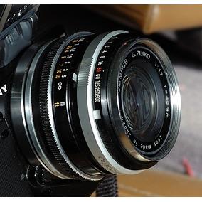 Olympus-g Zuiko 42mm 1.7 Adaptado Sony Nex E