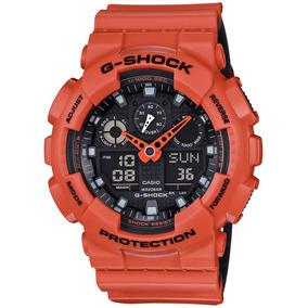 Reloj Casio G-shock Caballero-ga-100l-4acr
