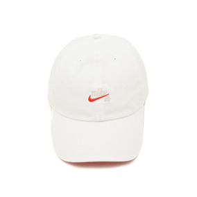 006caded08 Boné Nike Sb Cap Heritage Aba Curva Strapback - White