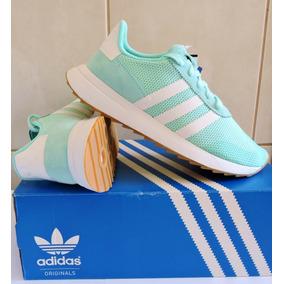 Tênis adidas Flb Runner Femenino 100% Original fb08063f718