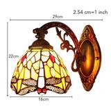1 Light - Lámpara De Candelabros De Pared Espejo De Tif-7712