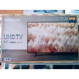 Samsung Smart Tv 43 Ultrahd 4k Hdr Serie 7(7100) Modelo 2018