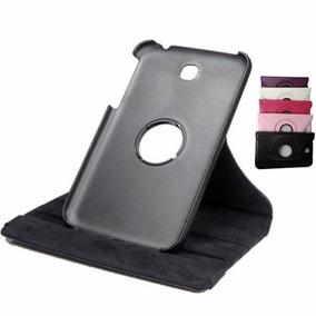 Capa Giratória Couro 7 Polegadas Tablet Samsung Galaxy Tab 3