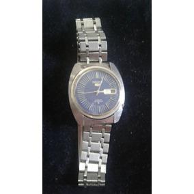 60778cfbfc9 Relógio Antigo De Pulso Masculino Seiko Automatic 21 Jewels