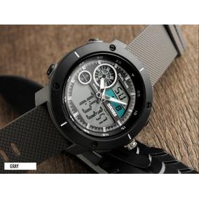 Relogio Skmei Masculino Frete Unico - Relógio Masculino no Mercado ... a89785ed18