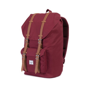 Mochila Herschel Supply Little America Windsor Wine/tan Synt