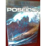 Dvd Poseidon Filme Warner Ação Original Lacrado Frete Grátis