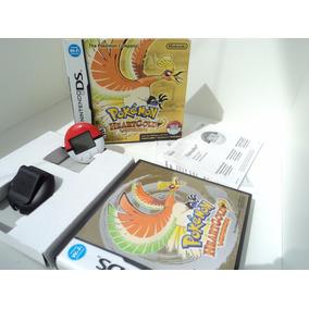 Pokémon Heart Gold - Nintendo Ds/3ds - Em Ate 12x Sem Juros!