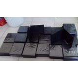 Stuche Slim Negro Cd/dvd Lote Completo