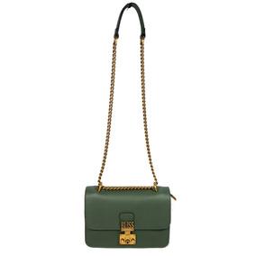 Bolsa Pequena Quadrada, Verde Militar, Bliss Bl17127