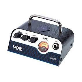Cabezal De Guitarra Vox Mv50cr Nuevo De 50 Watts